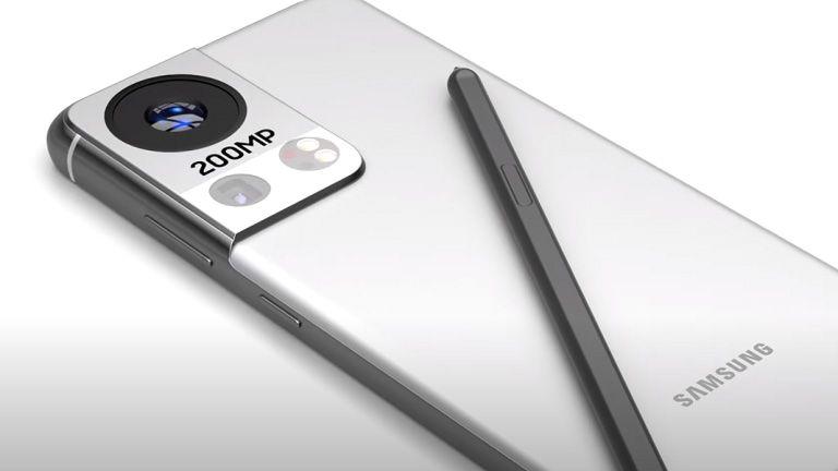 Samsung-S22-1 200MP Fotoğraf Sunan Samsung S22