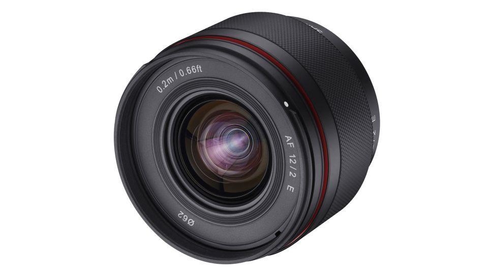 Samyang-12mm-f2 Samyang 12mm f2 for Sony E-Mount