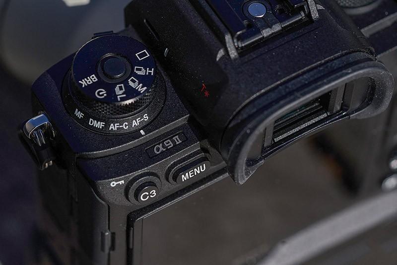 Sony-Alfa-A9-II-1 Sony α9 II Profesyonel Full Frame Fotoğraf Makinesi