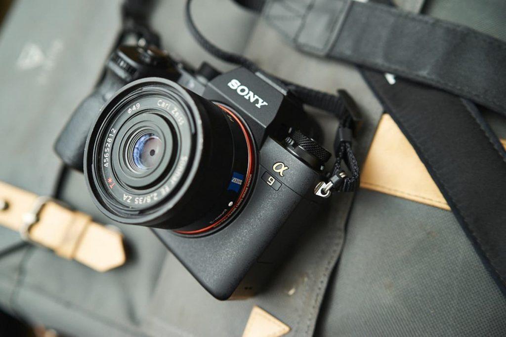 Sony-Alfa-A9-II-1024x683 Sony α9 II Profesyonel Full Frame Fotoğraf Makinesi