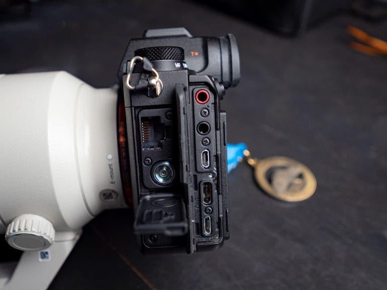 Sony-Alfa-A9-II-Arayuz-Detaylari Sony α9 II Profesyonel Full Frame Fotoğraf Makinesi