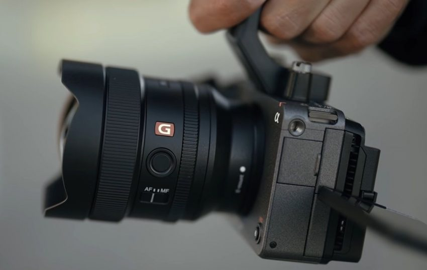 Sony FE 14mm f2.8 G Master