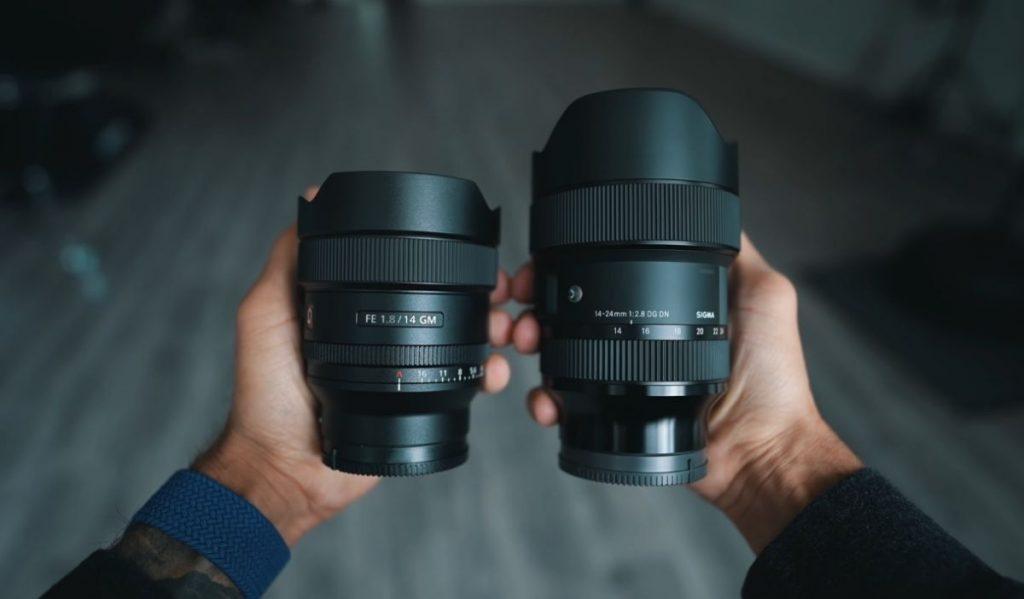 Sony-FE-14mm-f2.8-vs-Sigma-14-24mm-f2.8-DG-DN-Art-1024x599 Sony Alfa Full Frame Ultra Geniş Açı Lensler