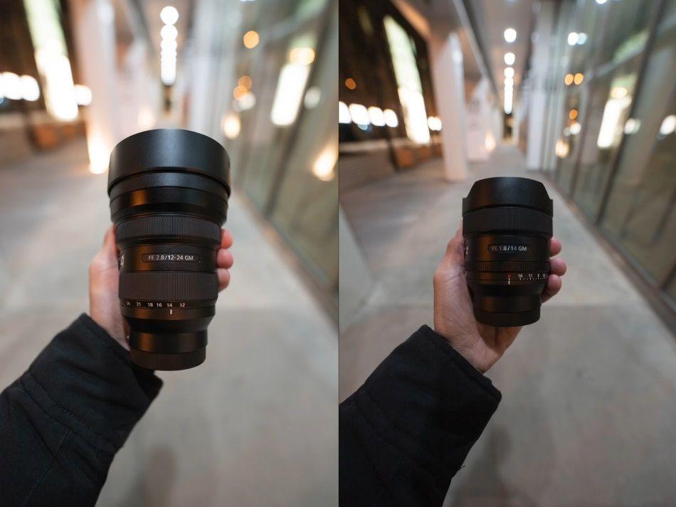 Sony-FE-14mm-f2.8-vs-Sony-FE-12-24mm-f2.8 Sony Alfa Full Frame Ultra Geniş Açı Lensler