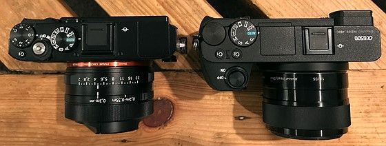 Sony-RX1R-II-vs-Sony-A6500 Sony RX1R II Dijital Fotoğraf Makinesi İncelemesi