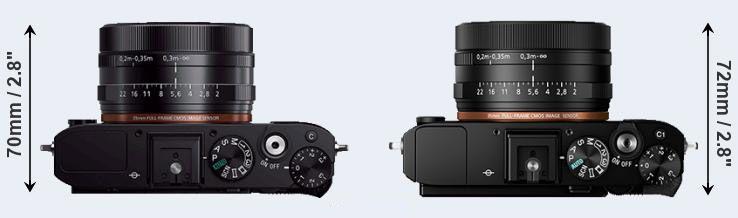 Sony-RX1R-vs-Sony-RX1R-II Sony RX1R II Dijital Fotoğraf Makinesi İncelemesi