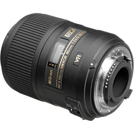 AF-S-DX-Mikro-NIKKOR-85mm-f3.5-G-ED-VR Nikon'un, DSLR Fotoğraf Makineleri İçin Listeden Kaldırdığı 7 Lens