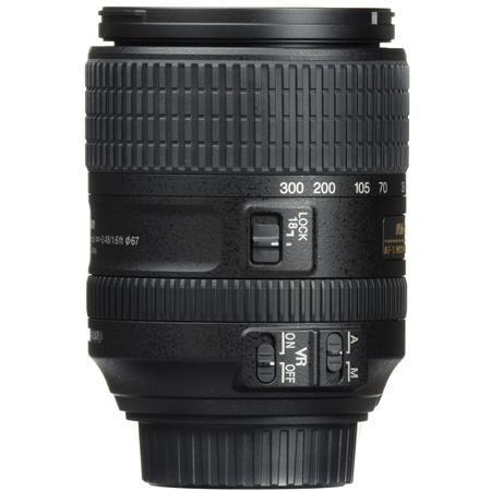 AF-S-DX-NIKKOR-18-300mm-f-3-5-6-3G-ED-VR Nikon'un, DSLR Fotoğraf Makineleri İçin Listeden Kaldırdığı 7 Lens
