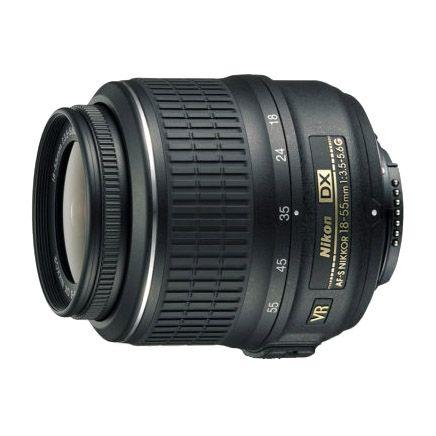 AF-S-DX-NIKKOR-18-55mm-F3.5-5.6G-VR Nikon'un, DSLR Fotoğraf Makineleri İçin Listeden Kaldırdığı 7 Lens