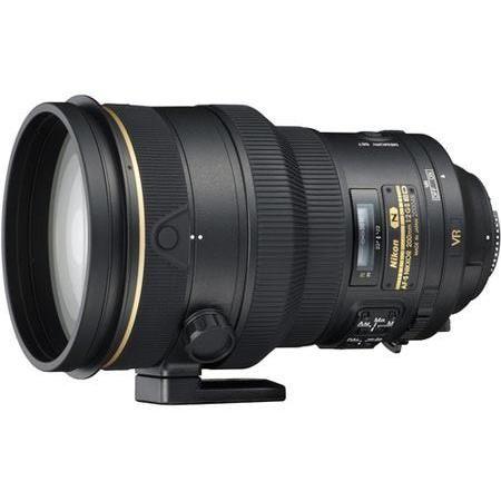 AF-S-NIKKOR-200mm-f-2G-ED-VR-II Nikon'un, DSLR Fotoğraf Makineleri İçin Listeden Kaldırdığı 7 Lens