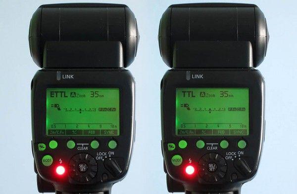 E-TTL-ve-TTL-flas-nedir Harici Flaş (Tepe Flaşı), TTL Flaş Kullanımı, Çekim Teknikleri