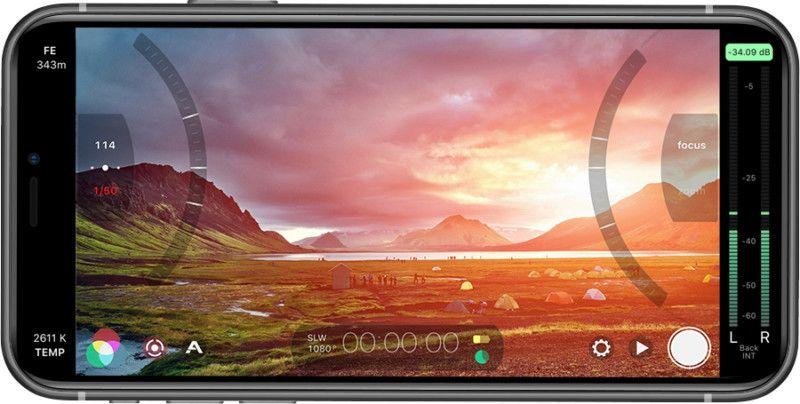 FilmicPro_iphone 2021 Yılının En İyi Iphone Kamera Uygulamaları