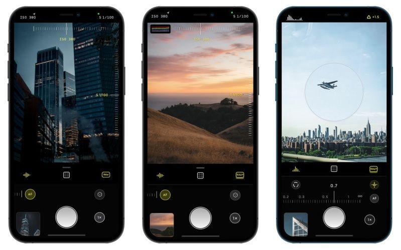 Halide-2-Iphone-Kamera-Uygulamasi 2021 Yılının En İyi Iphone Kamera Uygulamaları