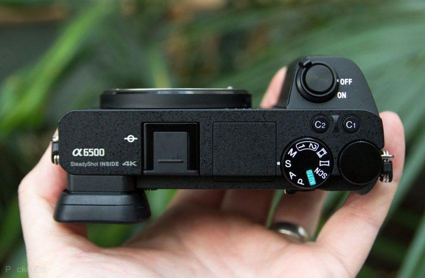 Sony A6500 Aynasız Fotoğraf Makinesi