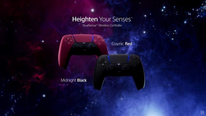 Sony DualSense Yeni Renkler
