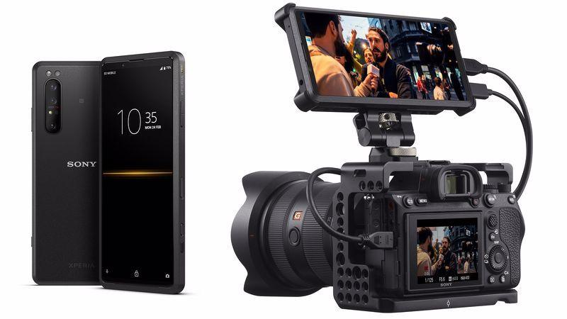 Sony-Xperia-Pro Sony Xperia Pro ile Cep Telefonunda Zirveyi Yaşayın