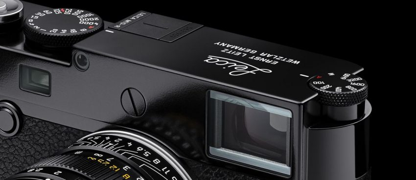 Leica M10-R Black Paint Limited Edition