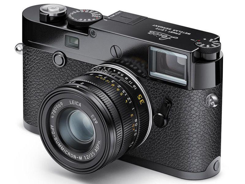LeicaM10-R_black_paint Leica M10-R Black Paint Limited Edition 40MP - Duyuruldu