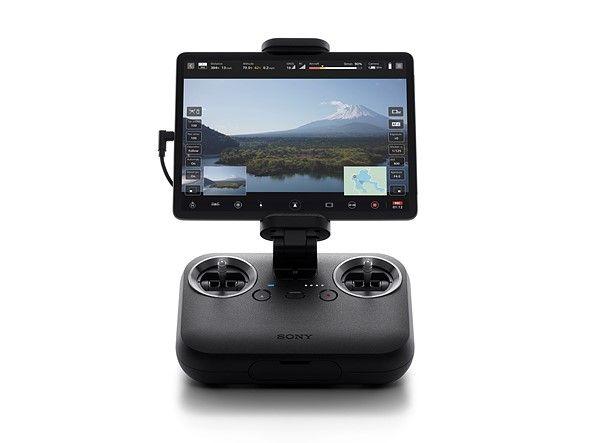 Sony-Airpeak-Kontrolcu Sony Airpeak S1: Profesyonel Drone Duyuruldu. DJI'e Rakip Olabilir Mi?