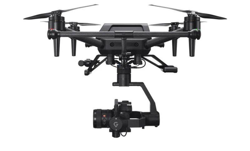 Sony-Airpeak-S1-Drone-1 Sony Airpeak S1: Profesyonel Drone Duyuruldu. DJI'e Rakip Olabilir Mi?
