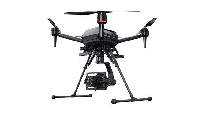 Sony-Airpeak-S1 Sony Airpeak S1: Profesyonel Drone Duyuruldu. DJI'e Rakip Olabilir Mi?