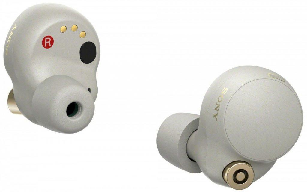 Sony-WF-1000XM4-Beyaz-1024x641 Kablosuz Kulaklıkta Zirve - Sony WF-1000XM4