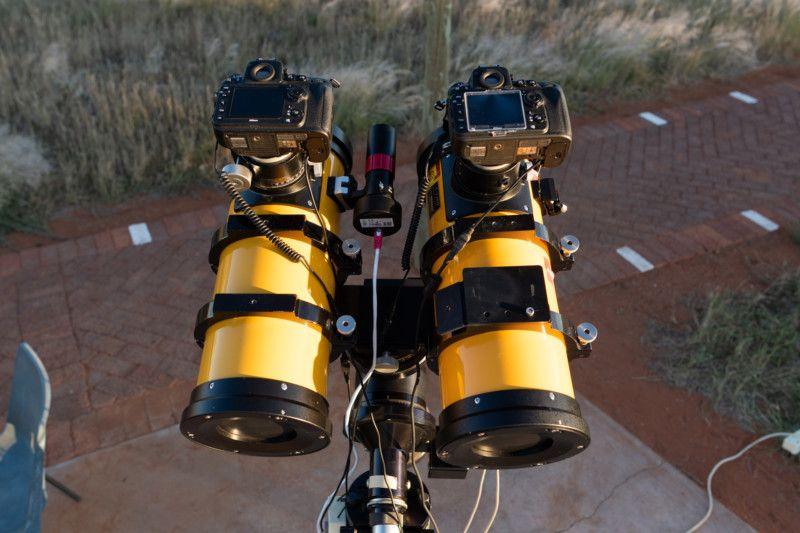 samanyolu-cekimi Samanyolu'nun Devasa 2.2 Gigapiksel Fotoğrafı Çekildi
