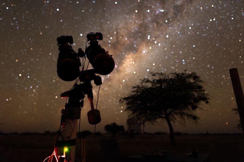 samanyolu-fotograf-cekimi-3 Samanyolu'nun Devasa 2.2 Gigapiksel Fotoğrafı Çekildi