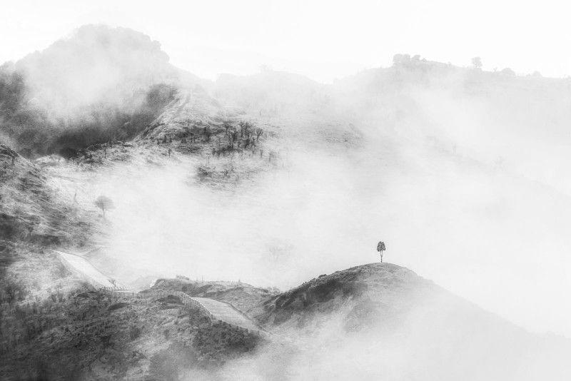 siyah-beyaz-fotografcilikta-kompozisyon Siyah Beyaz Manzara Fotoğrafçılığı İçin 5 İpucu