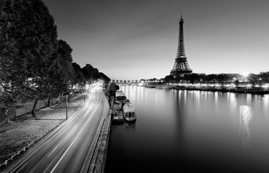 siyah-beyaz-manzara-paris Siyah Beyaz Manzara Fotoğrafçılığı İçin 5 İpucu