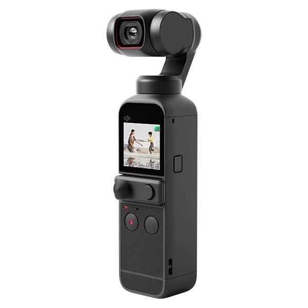 dji-pocket-2-siyah DJI Pocket 2 Beyaz Renkte Geliyor