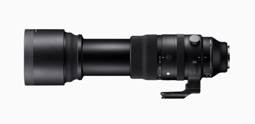 sigma-150-600mm-FE SIGMA 150-600mm F5-6.3 DG DN OS  | Sports Tanıtıldı