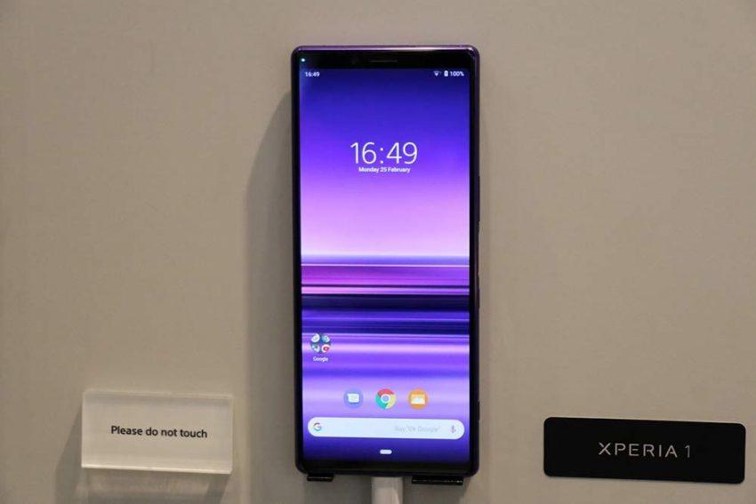Sony Xperia 1 Cep Telefonu