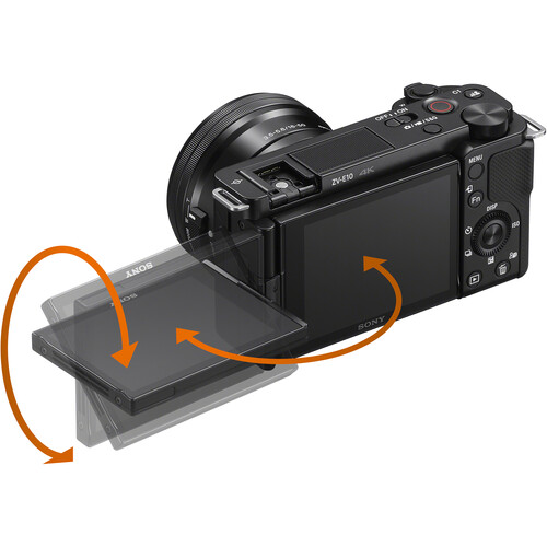 sony-zv-e10 Sony ZV-E10 Vlogger Kamera Özellikleri ve Fiyatı