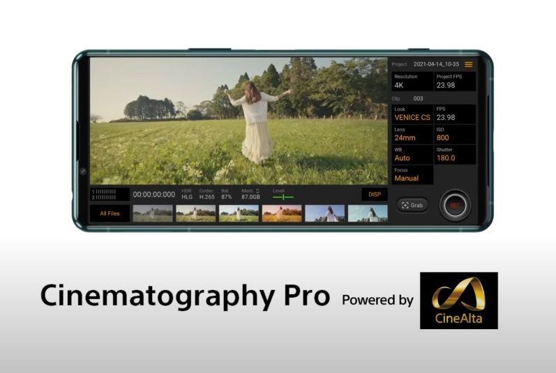 sony-xperia-5-iii-cinema Sony Xperia 5 III Tüm Detaylar