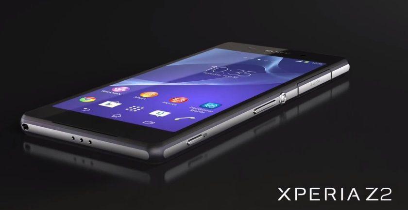xperia-z2 Sony Xperia Z2 Özellikleri ve İnceleme